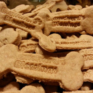 Perfect P'Nut Dog Treats: Blanchard's Blessings Gourmet Dog Treats