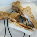 Bone Filled Sandwiches Iced Sweet Treats: Blanchard's Blessings Homemade Dog Treats