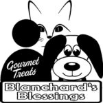 Blanchard's Blessings Gourmet All Natural Organic Dog and Cat Treats Logo