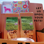 Gold Spoil Box: Auto Delivery Blanchard's Dog Treats Gibsonville NC 27249