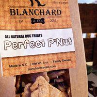 Blanchard & Co. Perfect P'Nut Dog Treats