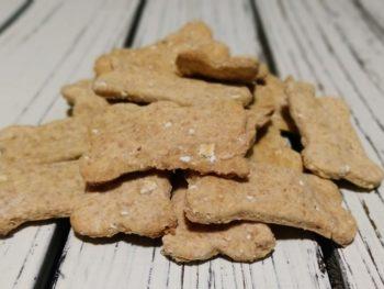 Oats & Honey Dog Treats made by Blanchard & Co. Treats