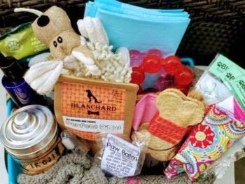 Deluxe Welcome Basket made by Blanchard & Co. Treats Gibsonville NC
