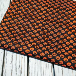 Chatty Pumpkins Slide on Collar Bandana Blanchard and Co Gibsonville NC 27249