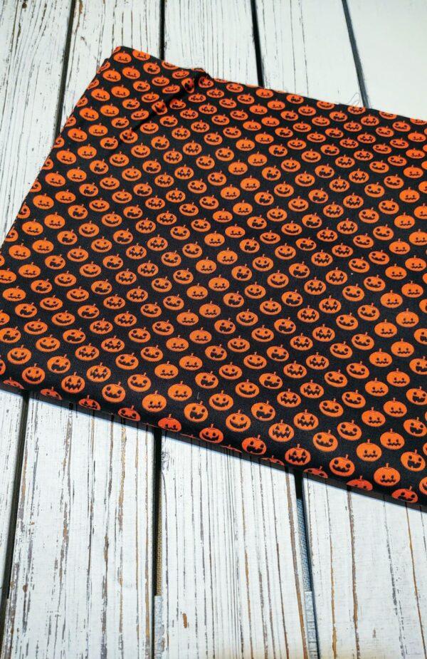 Chatty Pumpkins Slide on Collar Bandana Blanchard and Co Gibsonville NC 27249