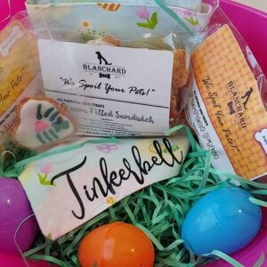 Easter Basket Blanchard and Co Gibsonville NC 27249