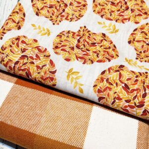 Pumpkin-Spice-Slide-on-Collar-Bandana-Blanchard-and-Co-Treats-Gibsonville-NC-27249
