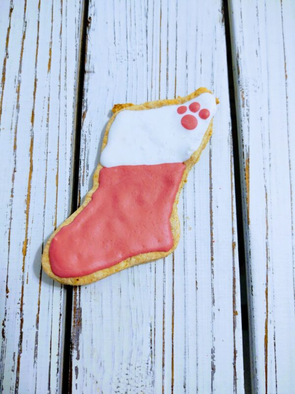 Stocking Iced Cookie Blanchard and Co Gibsonville NC 27249
