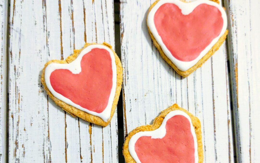 Show Your Pup Some Love With These Valentine's Day Dog Treats