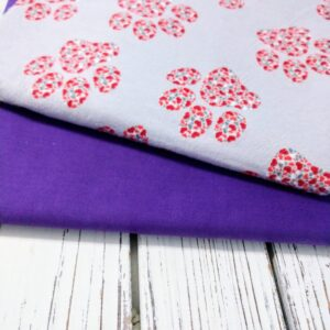 Paws My Heart Slide on Collar Bandana Blanchard and Co Gibsonville NC 27249